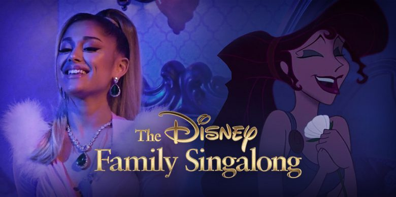 Ariana Grande Herkules I Won't Say I'm In Love Disney