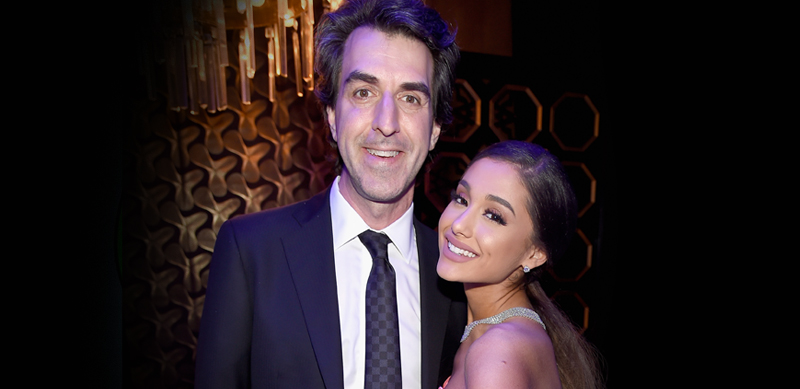 Ariana Grande Robert Jones Brown