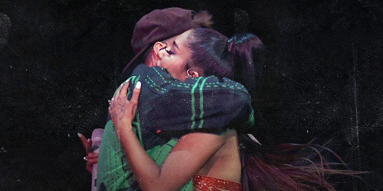Ariana Justin Stuck with U